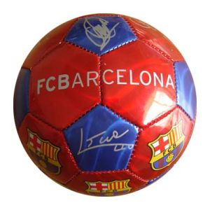 Soccer Ball, 32panels, Wave Metallic PVC, Machine-Stitching (B01308) pictures & photos