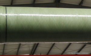 Fiberglass Pipe for Boat Thruster pictures & photos