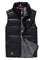 Black Winter Vest Warm Down Jacket pictures & photos
