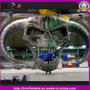 Giant Outdoor/Indoor Inflatable Skull for Halloween Decoration pictures & photos