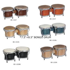 "7.5""-8.5"" Bongo Drum (BD-101) pictures & photos"