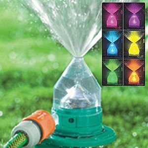 Color Changing Sprinkler (AH-G001)