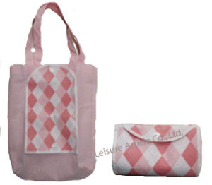 Non-Woven Fabrics Folding Bag (DXB-1233) pictures & photos