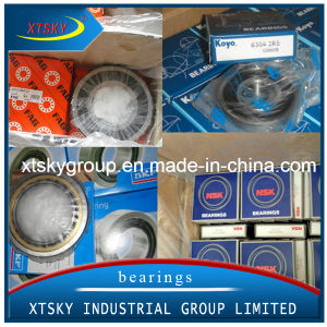Good Quality Deep Groove Ball Bearing (16001 2RS) with (brand SKF KOYO NSK etc) pictures & photos