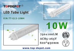 Milky T8 600mm 10W LED Tube Light