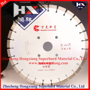 Diamond Cutting Disc for Reinforced Concrete (HXSAW350) pictures & photos