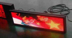 P7.62 Full Color LED Sign for Advertisement