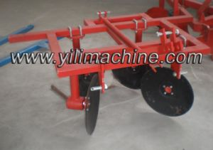 Agricultural Ridging Plough Ripper Equipment/ Tractor Trailed Soil Ridger pictures & photos