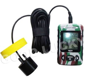 DOT Matrix Portable Sonar Fish Finder with LCD Display (FF718) pictures & photos