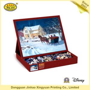 Popular-Sale Star Trek Children Jigsaw Puzzle Card Game (JHXY-JP0013) pictures & photos