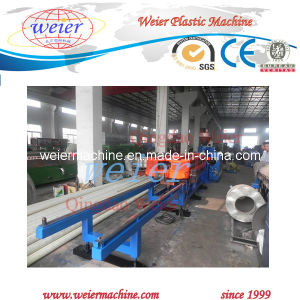 PVC PE Corrugated Plastic Pipe Production Line pictures & photos