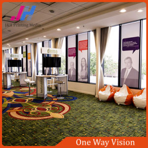 New Design Advertising One Way Vision for Window Vinyl Sticker pictures & photos