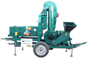 Wheat Maize Sesame Bean Seed Cleaning Machine pictures & photos