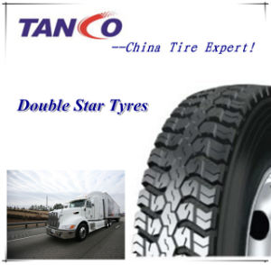Heavy Duty Truck and Bus Tyre-- Open Shoulder, Lug Pattern pictures & photos