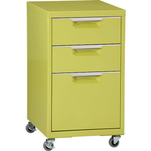3 Drawer Under Desk Mobile Pedestal pictures & photos