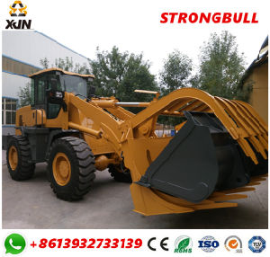 Construction Machine 3 Ton Front End Mini Small Wheel Loader with Ce Certificate Zl936 pictures & photos