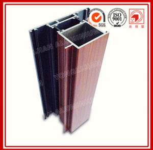Thermal Break Aluminum Extrusion Profiles for Window and Door pictures & photos