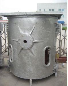 Induction Furnace with Aluminum Sheel