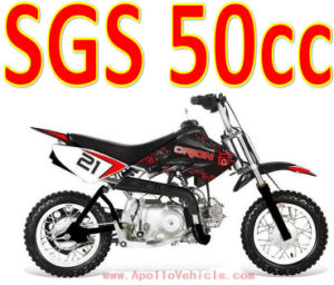 SGS Mini Dirt Bike (AGB-21A 50CC)