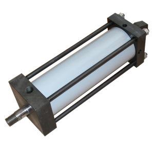 Standard Air Cylinder_Flange Installation