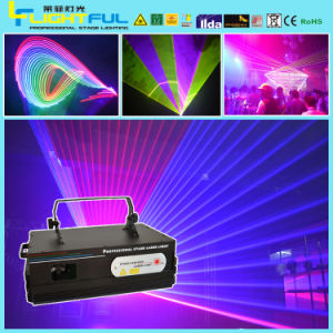 4000MW RGB Laser Light Product Launches Laser Show