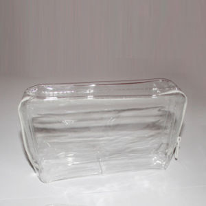 Clear PVC Packaging Bag