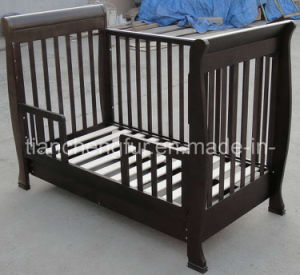 Sleigh Cot Bed (TC8033)