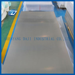 ASTM B265 ASTM F67 Gr3 Medical Grade Titanium Plate