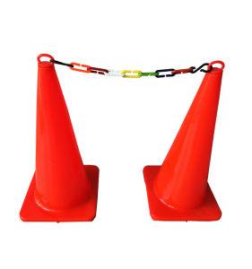 "American Standard 18"" Orange PVC Traffic Cones (CC-A45) pictures & photos"