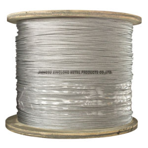Stainless Steel Wire Rope (7x7-0.8) pictures & photos