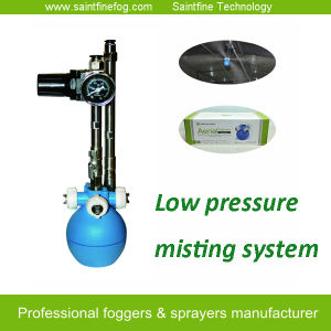 Low Pressure Mini Cooling System