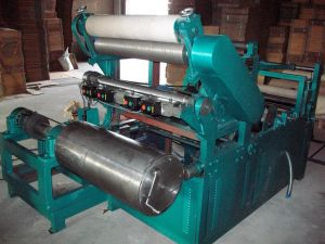 Jumbo Paper Making Machine Fibre Drum Paper Barrel Machines pictures & photos