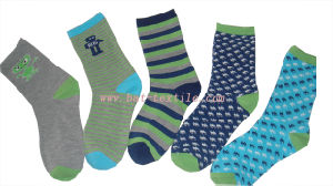 Child′s Socks pictures & photos