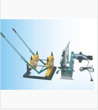 PE Two Ring Hand Movement Pushwelding Machine pictures & photos