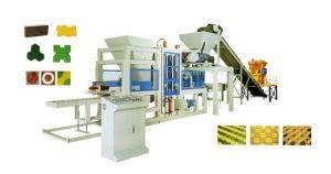 Automatic Concrete Block Machine (BT-QT6-15)