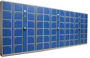 Steel Electronic Cash Locker with Ce and ISO pictures & photos