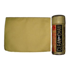 Good Quality PVA Cleaning Synthetic Chamois Cloth pictures & photos