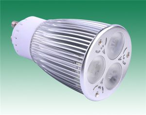 Highlumen High Power GU10 9W LED Light with Ce&RoHS