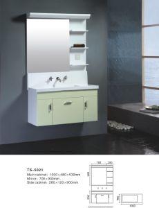 PVC Bathroom Cabinet (TS-5021)