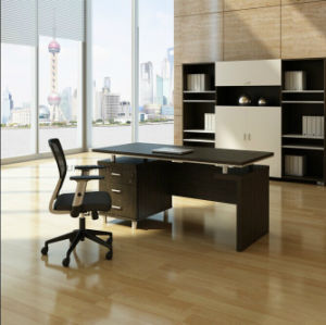 MFC Wooden Furniture Manager Table Office Table (DA-063)