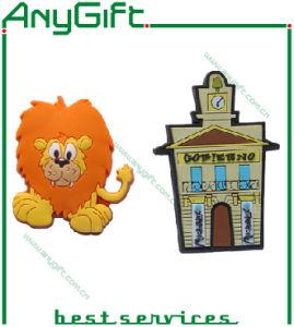 PVC Fridge Magnet with Customized Logo (LAG-PM-07) pictures & photos