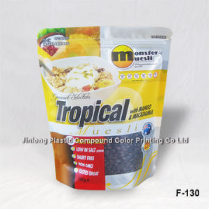 Self-Supporting and Zipper Muesli Bags pictures & photos