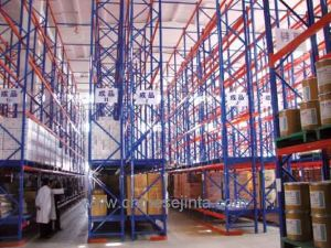 Anti Corrosive Nice Quality Pallet Racking (JT-C10) pictures & photos