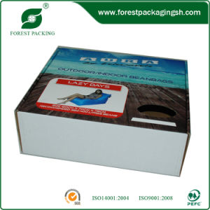 Color Printed Corrugated Cardboard Box (FP11030) pictures & photos