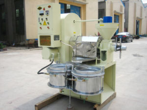 Edible Oil Extraction Machine/Soybean Oil Making Machine Price pictures & photos
