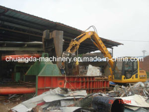 Scrap Metal Baler with Crab Yd4000A pictures & photos