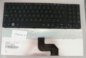 Sp Layout Keyboard for Gateway Nv52 Nv53 pictures & photos