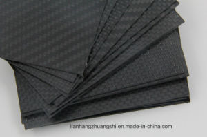 100% Carbon Fiber Plate Panel Sheet 3k Twill Matte/Glossy pictures & photos