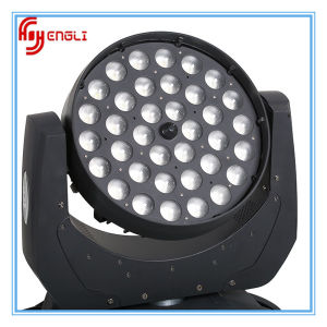 LED 36PCS 4in1 Moving Head Wash Zoom Stage Lighting pictures & photos