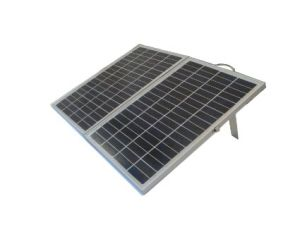 100W Portable Solar Panel Kits for Camping in Holiday pictures & photos
